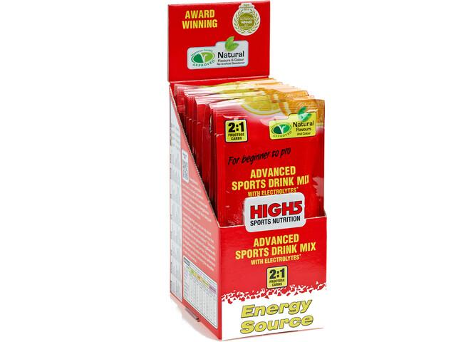 High5 EnergySource Advanced Sports Drink Box 12x47g, Orange